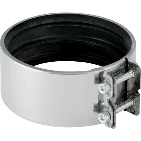 Raccord de serrage de transition Geberit : d=159-160mm, d1=159-160mm