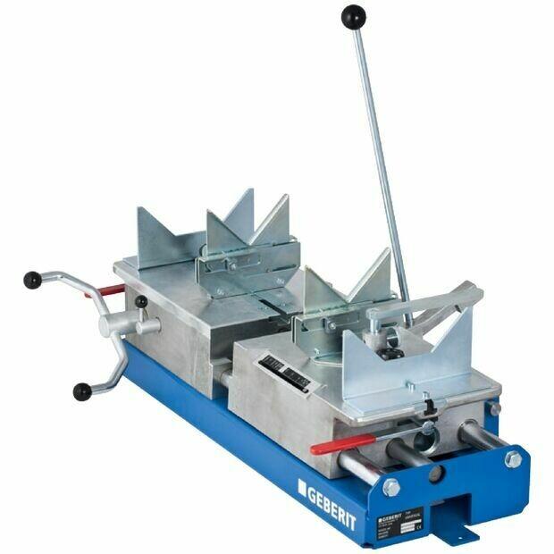 Machine à souder Geberit Universelle: d=40-315 mm