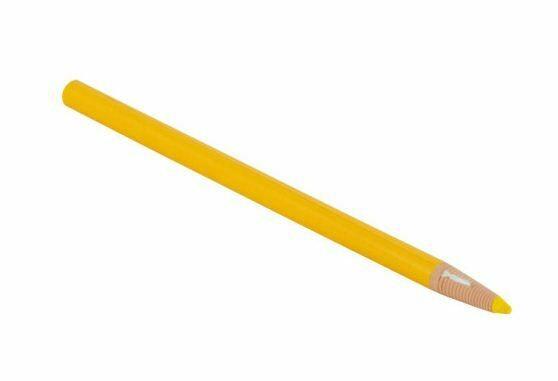 Crayon jaune spécial PEHD