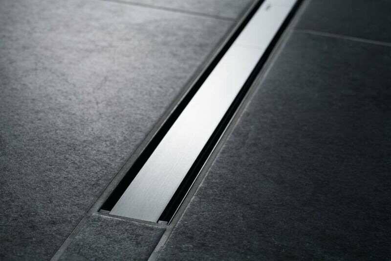 Set de finition Geberit CleanLine60 - Longueur 30 - 90 cm