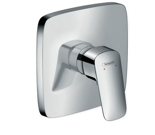 Set de finition pour mitigeur de douche encastré Hansgrohe Logis