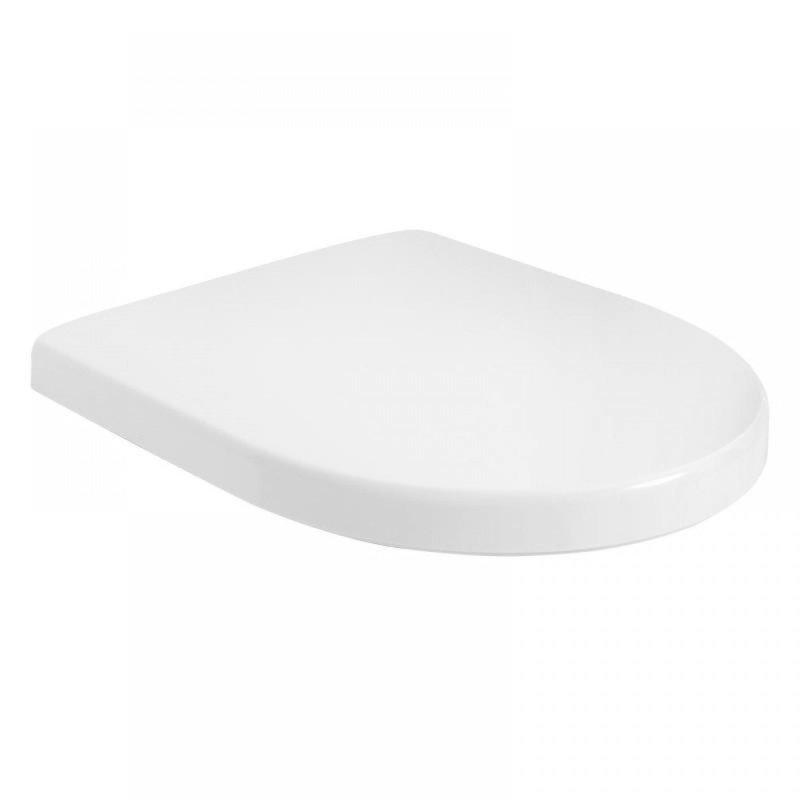 Abattant WC Geberit iCon rond à abaissement automatique