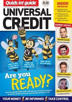 Universal Credit Guide (Single Copy)