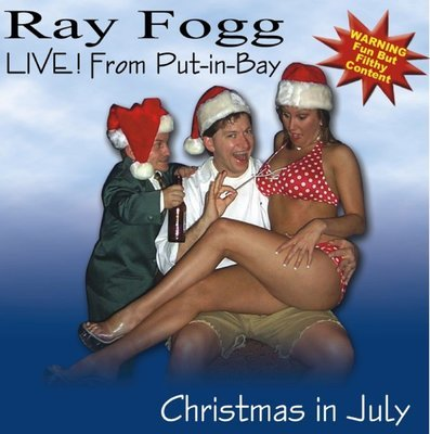 Live!  Christmas in July (Downloadable CD)