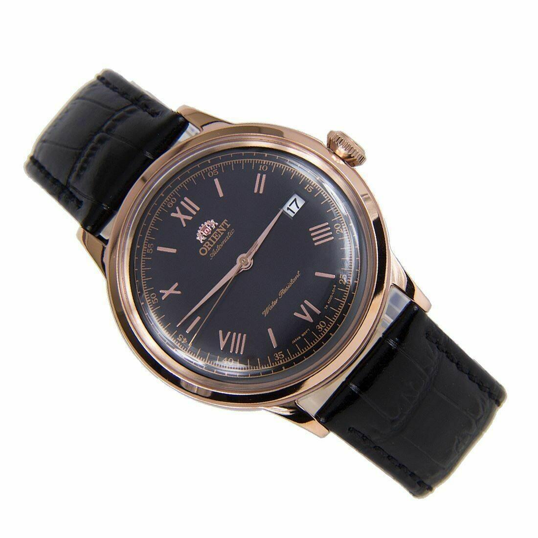 Reloj Automático Hombre Orient Bambino 2 FAC00006B correa cuero