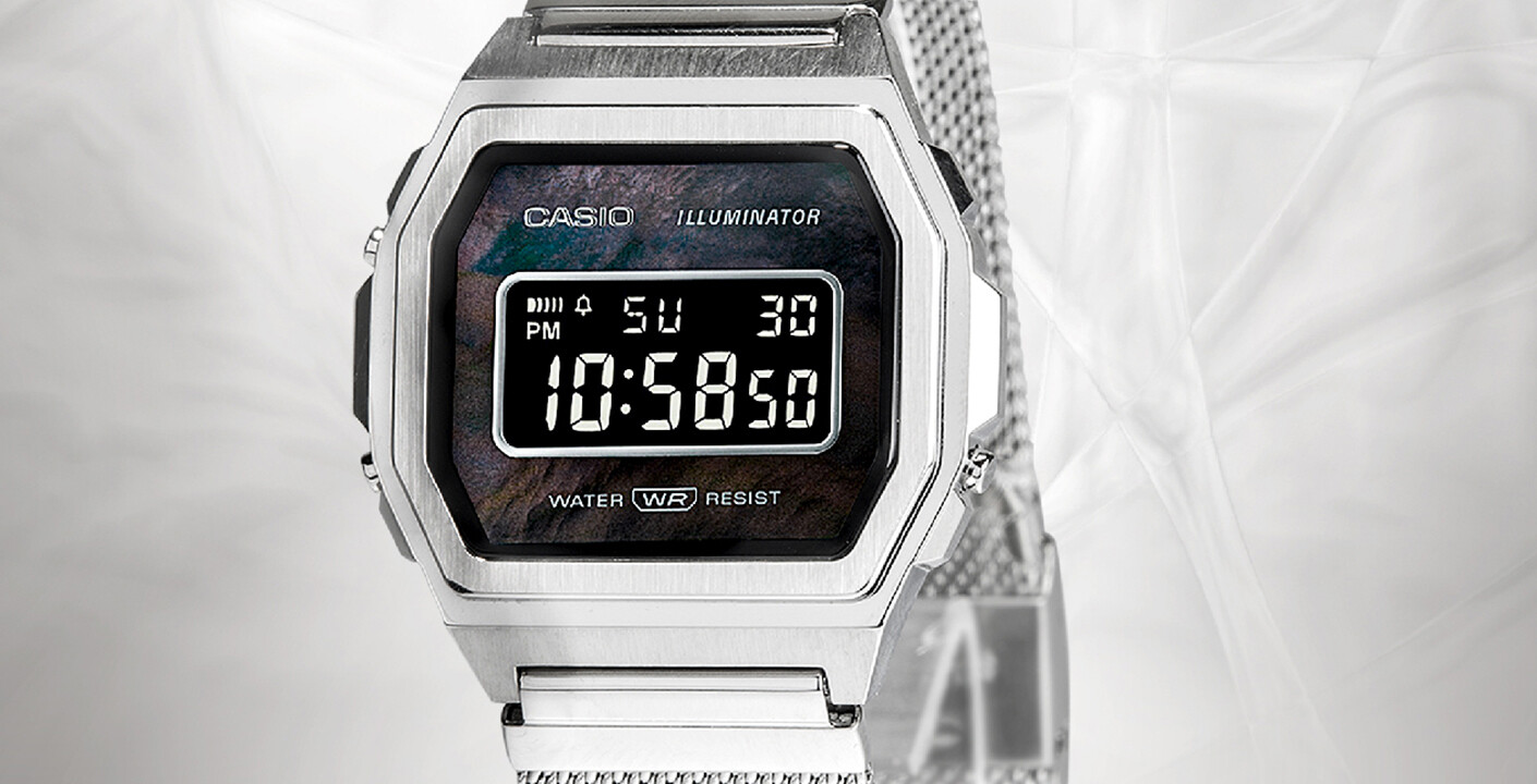 RELOJ RETRO Casio Classic A1000M-1BEF UNISEX