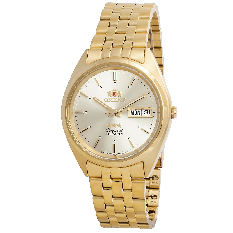 Reloj ORIENT FAB0000FC automatico UNISEX gold