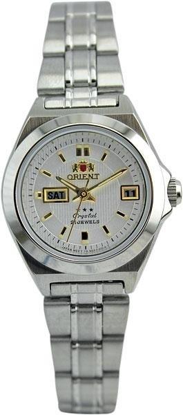 reloj mujer automático Orient 3 Star FNQ1Q004W acero inoxidable