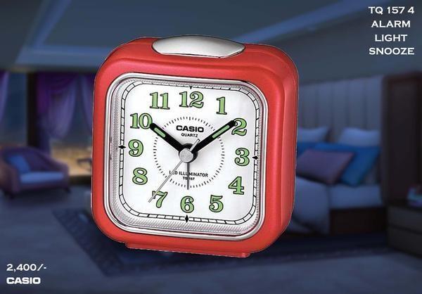 Despertador CASIO TQ-157-4