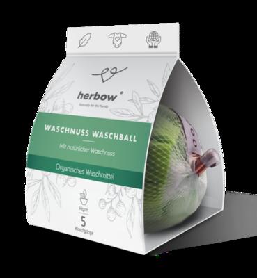 Waschnuss Waschball | 1 Stück / 5 Wäschen