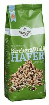 Hafer Müsli Bircher, 450g