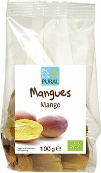 Mangostücke, 100 g