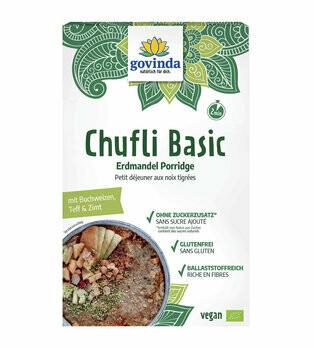 Chufli Basic Erdmandelfrühstück, 500g