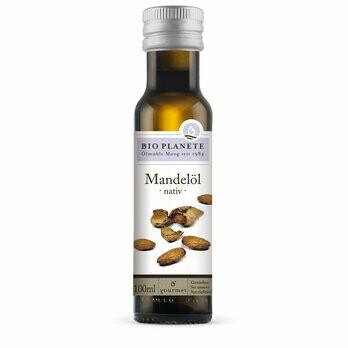 Mandelöl nativ, 100 ml
