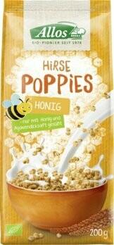 Hirse-Honig-Poppies, 200 g