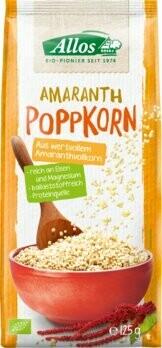 Amaranth Poppkorn, 125 g