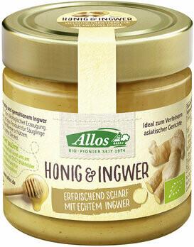Honig & Ingwer, 250 g