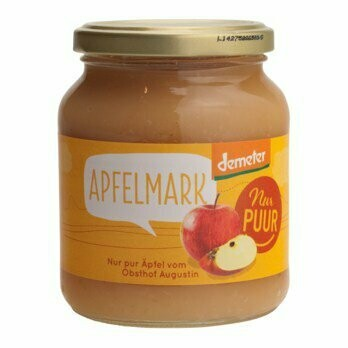 Apfelmark, aus Augustin Äpfeln, 360g