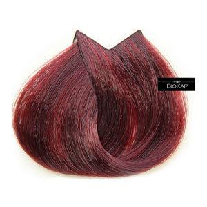 Biokap. Краска для волос тон 6.66 «Рубиново-Красный», 140 мл