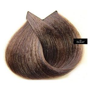 Biokap. Краска для волос (Delicato) тон 5.05 «Каштановый светло-коричневый», 140 мл