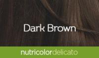 Biokap. Средство оттеночное для закрашивания отросших корней волос (тон темно-коричневый), 75 мл