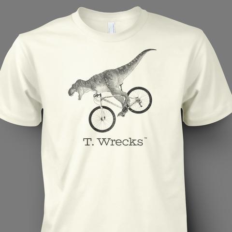 T. Wrecks Tee (Neutral)