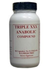 Triple XXX Anabolic Compound