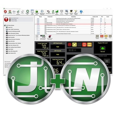 JPRO Professional Diagnostic Software with NextStep