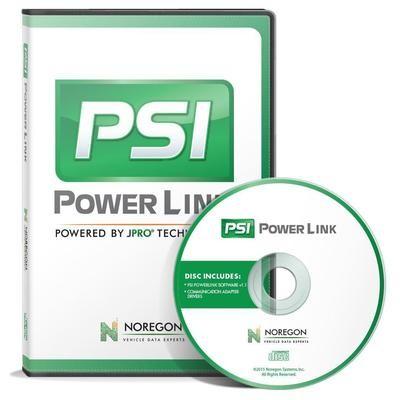 PSI Powerlink Diagnostic Software