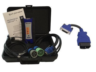 Nexiq USB Link 2 with OBDII Cable