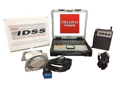 Isuzu IDSS Diesel Diagnostic Laptop Kit