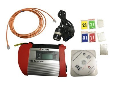 Mitsubishi FUSO Dealer Diagnostic Tool