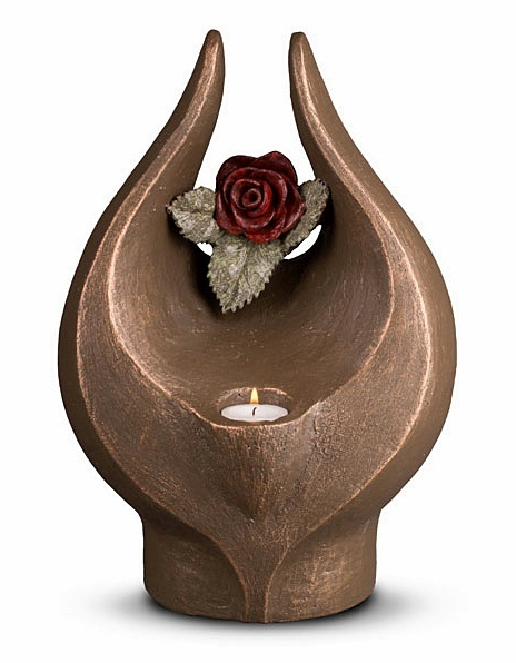 Geen rode roos zonder doorn waxine