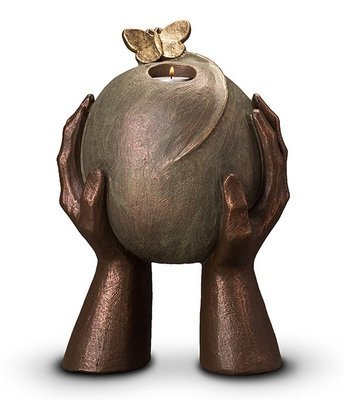 Urn Metamorfose waxine