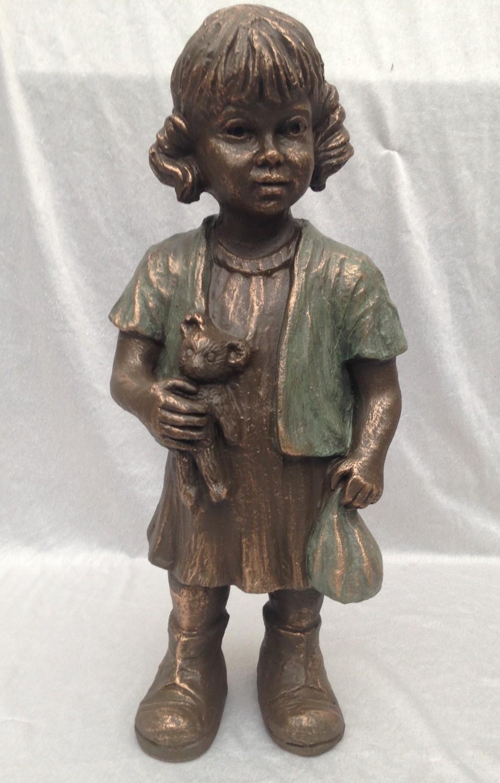 Realistische sculpture nr: 103