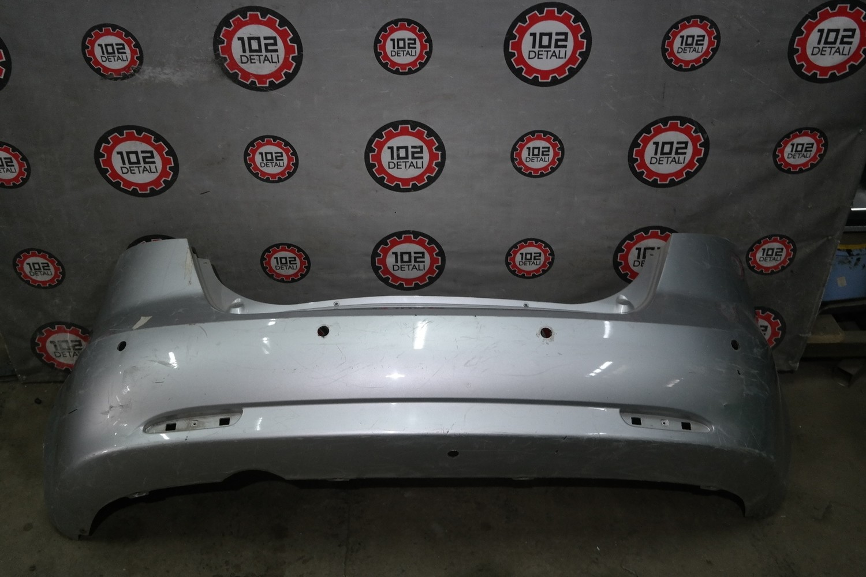 Бампер задний Chevrolet Lacetti HB