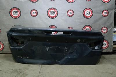Крышка багажника Ford Focus 3