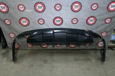 Юбка заднего бампера Mercedes Benz ML/GLE W166