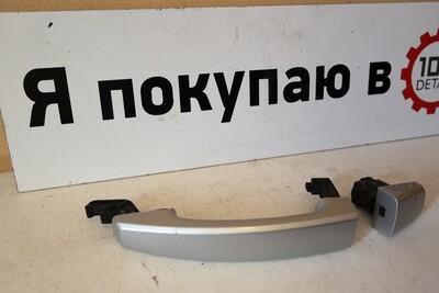 Ручка двери наружная Opel Meriva B