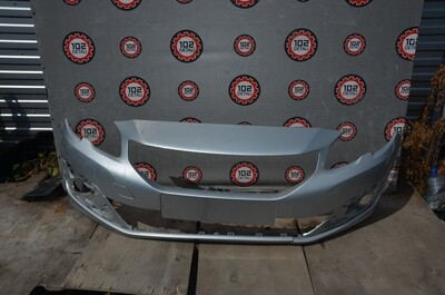 Бампер передний Peugeot 408 NEW Рестайлинг