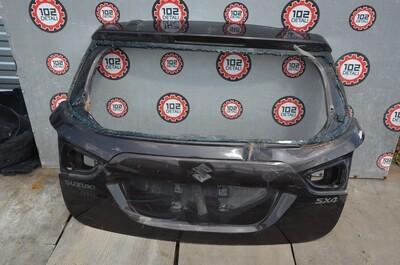 Дверь крышка багажника Suzuki SX4 2013