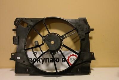 Диффузор вентилятора Renault Duster/Logan 2