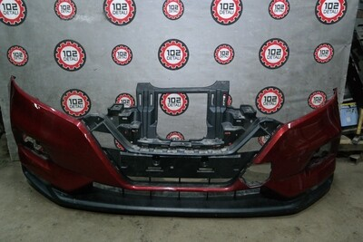 Бампер передний Nissan Qashqai J11 Ресталинг