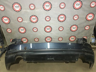 Бампер задний Subaru Forester S13
