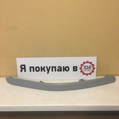 Молдинг переднего бампера правый TOYOTA AVENSIS 2000>2006)