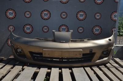 Бампер передний Nissan Tiida C11