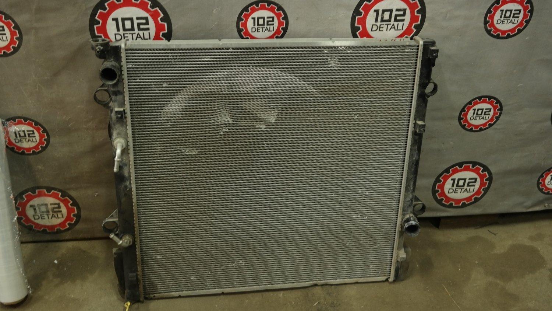 Lexus GX-460 Радиатор охлаждения (2009-)