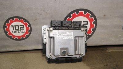 Citroen C4/ peugeot Блок управления двигателем (2011--)