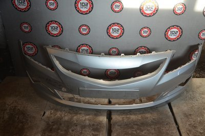 Hyundai Solaris рестайлинг передний бампер