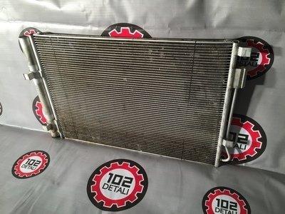 Радиатор кондиционера Hyudai Solaris/Kia Rio
